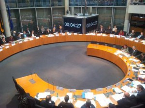 CETA-Anhörung im Wirtschaftsausschuss - Foto © Gerhard Hofmann, Agentur Zukunft 20141215