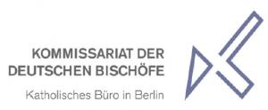 Kommissariat der Deutschen Bischöfe - logo