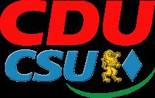 CDU-CSU logo