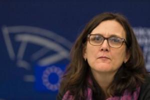 EU-Handelskommissarin Cecilia Malmström - Foto © EC