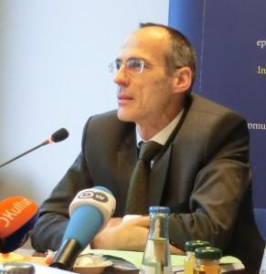 Rupert Schlegelmilch, EU-Kommission - Foto © Gerhard Hofmann, Agentur Zukunft