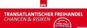 Transatlantischer_Freihandel SPD logo