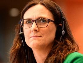 cecilia malmström - Foto © ec.europa.eu