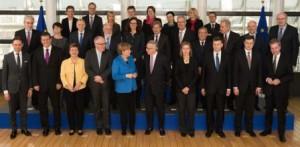 Merkel un d EU-Kommission - Foto © ec.europa.eu