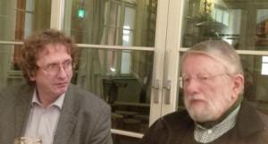 Michael Braungart und Johanhnes Hoffmann (web) - Foto © Gerhard Hofmann, Agentur Zukunft - 20150320