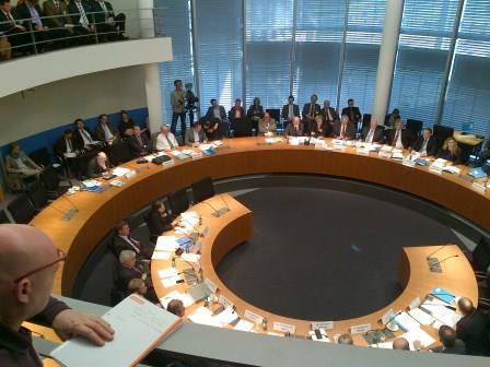 Wirtschaftsausschuss - Foto © Gerhard Hofmann, Agentur Zukunft 20130415
