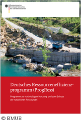 Deutsches Ressourceneffizienzprogramm (ProgRess)