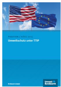 UBA cover_umweltschutz_unter_ttip