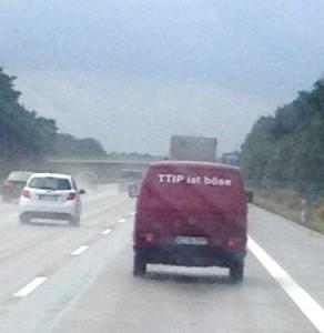 TTIP ist böse
