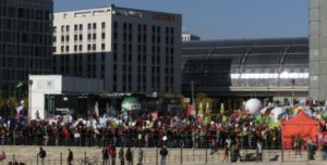 Anti-TTIP-Demo 2 - Foto © Gerhard Hofmann, Agentur Zukunft