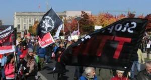 Anti-TTIP-Demo 7 - Foto © Gerhard Hofmann, Agentur Zukunft
