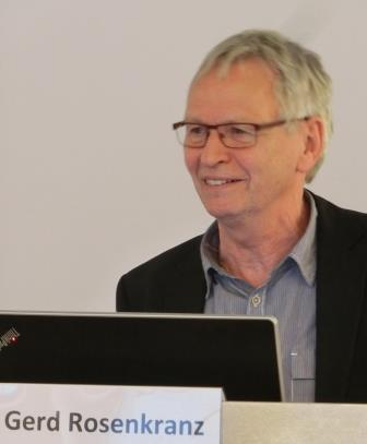 Gerd Rosenkranz, Agora-Energiewende - Foto © Gerhard Hofmann, Agentur Zukunft
