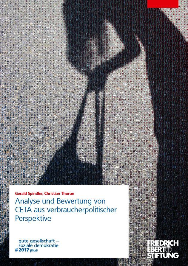 Analyse und Bewertung von CETA aus verbraucherpolitischer Perspektive - Titel