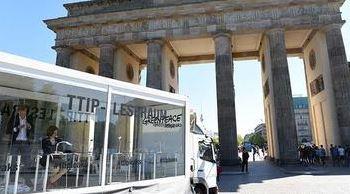 TTIP transparent - Foto © Ruben Neugebauer