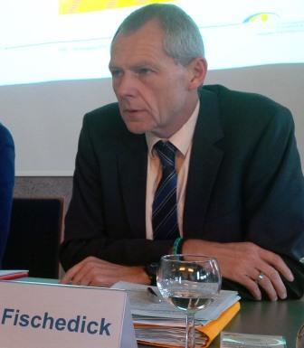 Manfred Fischedick - Foto © Gerhard Hofmann, Agentur Zukunft für FGEÖR 20141106