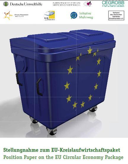 Stellungnahme zum EU-Kreislaufwirtschaftspaket - Titel