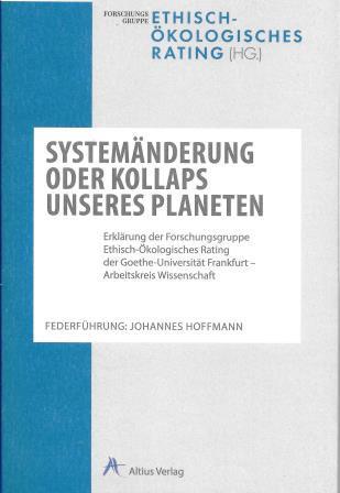 FGEÖR - Systemänderung oder Kollaps unseres Planeten - Cover0002