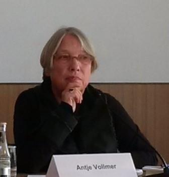 Antje Vollmer - Foto © Gerhard Hofmann, Agentur Zukunft  20160921