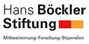 Hans-Böckler-Stiftung HBS - logo