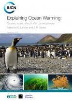 IUCN-Report über Meereserwärmung - Titel