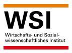WSI der Hans-Böckler-Stiftung - logo