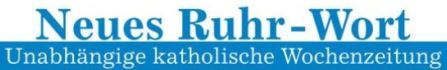 Neues RuhrWort logo