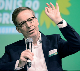 Michael Hüther - Foto © B90-Grüne, flickr