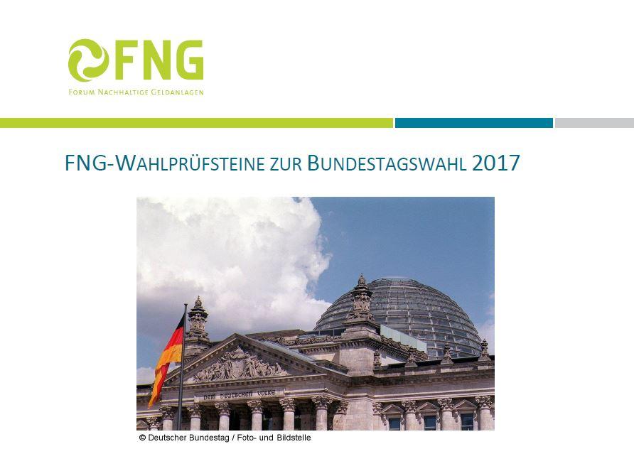 FNG-Wahlprüfsteine - Titel