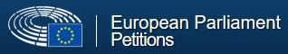EU-Parlament Petitionen - logo