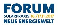Forum Neue Energiewelt - logo