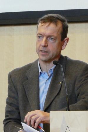 Daniel Gros - Foto © Gerhard Hofmann, Agentur Zukunft für EÖR