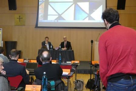 Diskussion mit MdB Schick - Foto © Gerhard Hofmann, Agentur Zukunft für EÖR