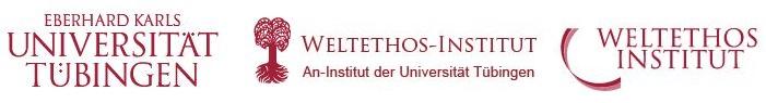 Eberhard-Karls-Universität Tübingen - Weltethos-Institut - Logos