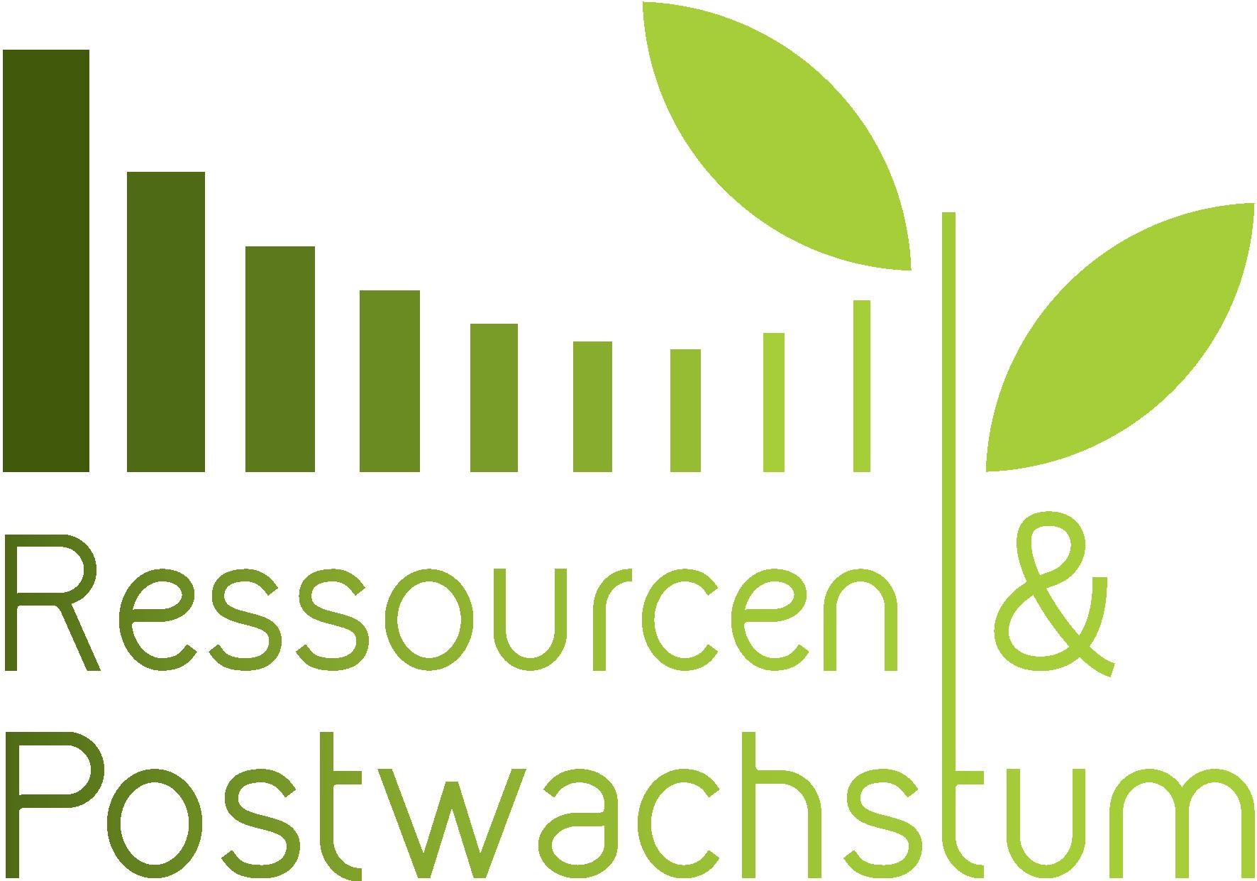 Ressourcen-und-Postwachstum - Logo