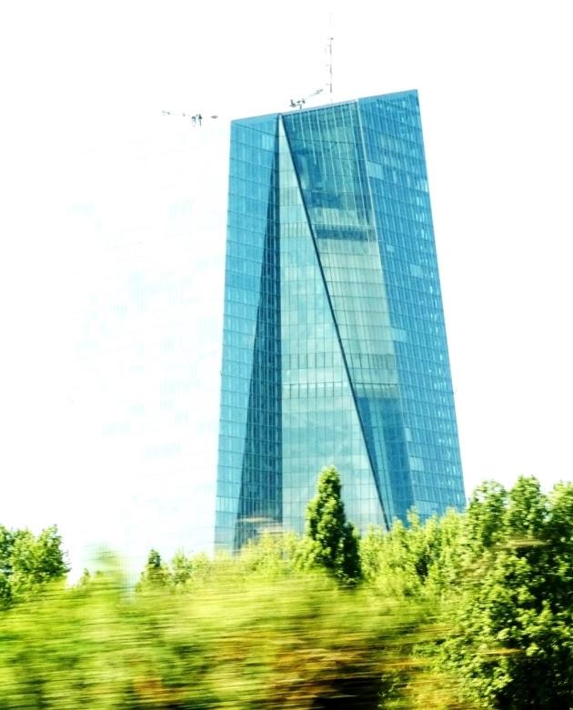 Wie nachhaltig agiert die EZB?